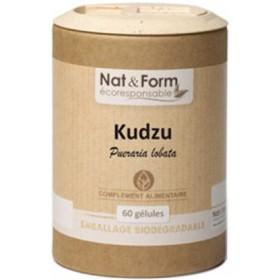 Kudzu capsules from NAT&FORM
