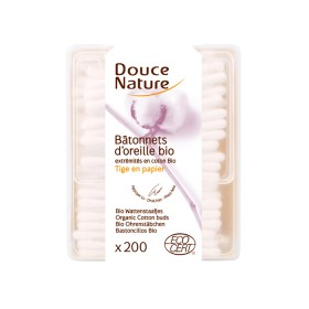Ecological cotton buds Douce Nature