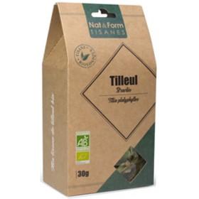 Organic linden NAT&FORM TISANES