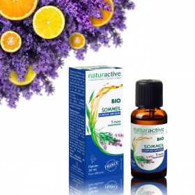 Complex' sleep with 5 essential oils NATURACTIVE