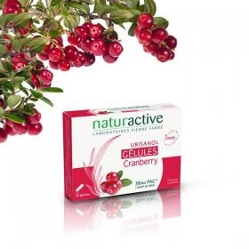 URISANOL 30 capsules NATURACTIVE