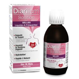 DIARILIUM spécial enfant 3C Pharma
