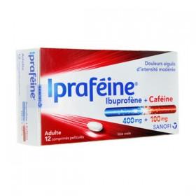 Ipraféine - 12 comprimés - SANOFI