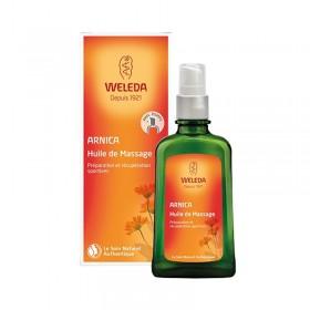 Huile de massage à l'arnica - WELEDA