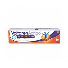VoltarenActigo 2% gel - GSK