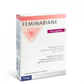 FEMINABIANE flore vaginale - Laboratoire PILEJE