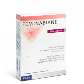 FEMINABIANE vaginal flora - Laboratoire PILEJE