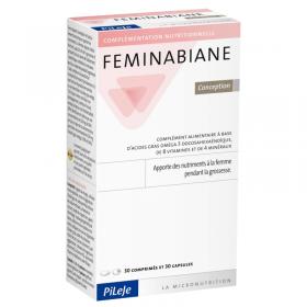 FEMINABIANE conception - Laboratoire PILEJE