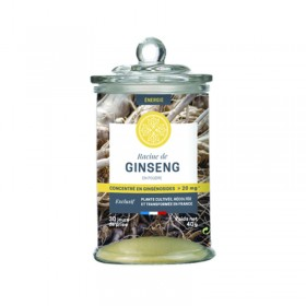 "White ginseng root powder ""ENERGY""- JARDINS..."