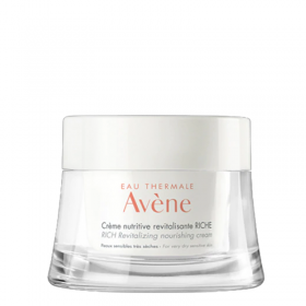 Rich revitalizing nourishing cream - Les...