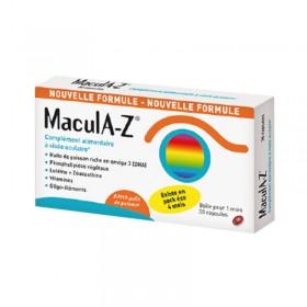 Macula-Z 30 comprimés Horus Pharma