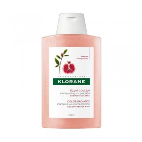 Shampoo with pomegranate - color-treated hair...