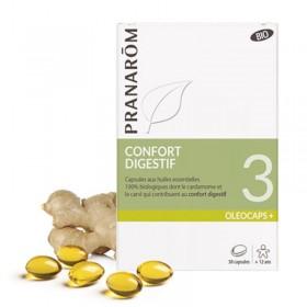 OLEOCAPS+ 3 digestive comfort PRANARÔM