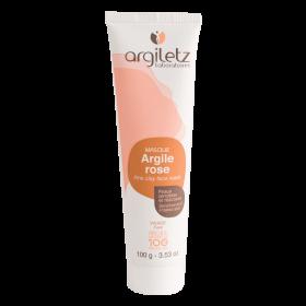 Argile rose - masque peaux sensibles et...
