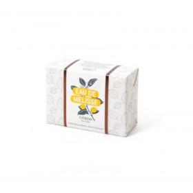 Organic lemon soap from Italy - EAU DE MELISSE