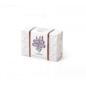 Lavender organic soap - EAU DE MELISSE