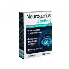 Neurogénius étudiant – LES 3 CHÊNES