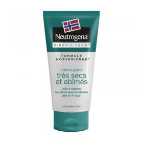 Very dry and damaged feet cream - NEUTROGENA