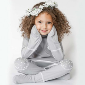 Pyjama anti-grattage bébé et enfant Maluna