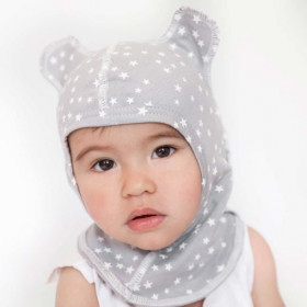 Anti-scratch hood for baby and child Maluna